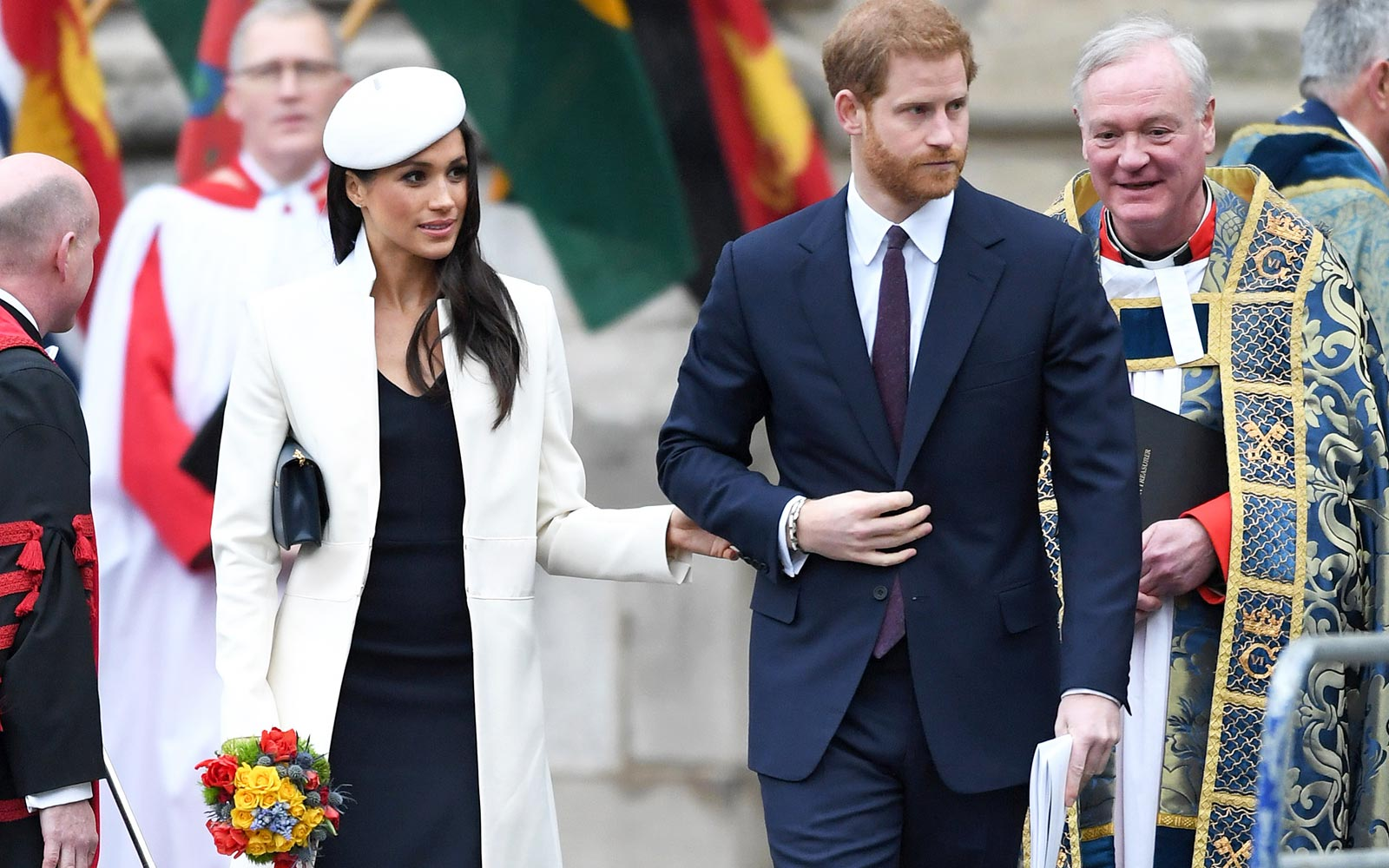 Commonwealth UK London Prince Harry Meghan Markle