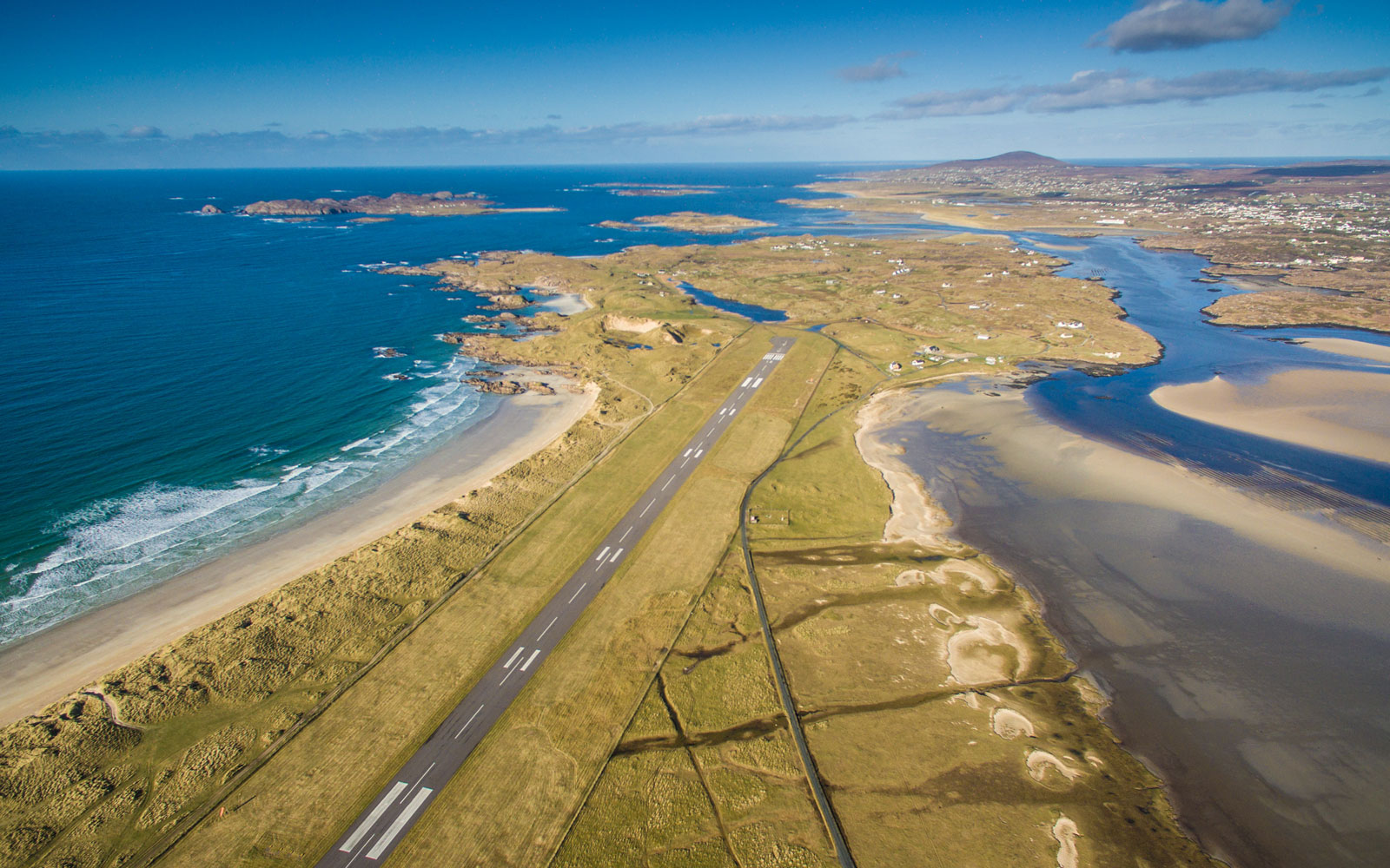 This Is the Most Scenic Airport Runway in the World