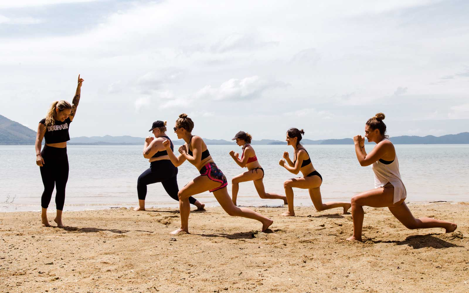 We Tried Out The All-Female Wellness Retreat Run by Fashion Brand Free People