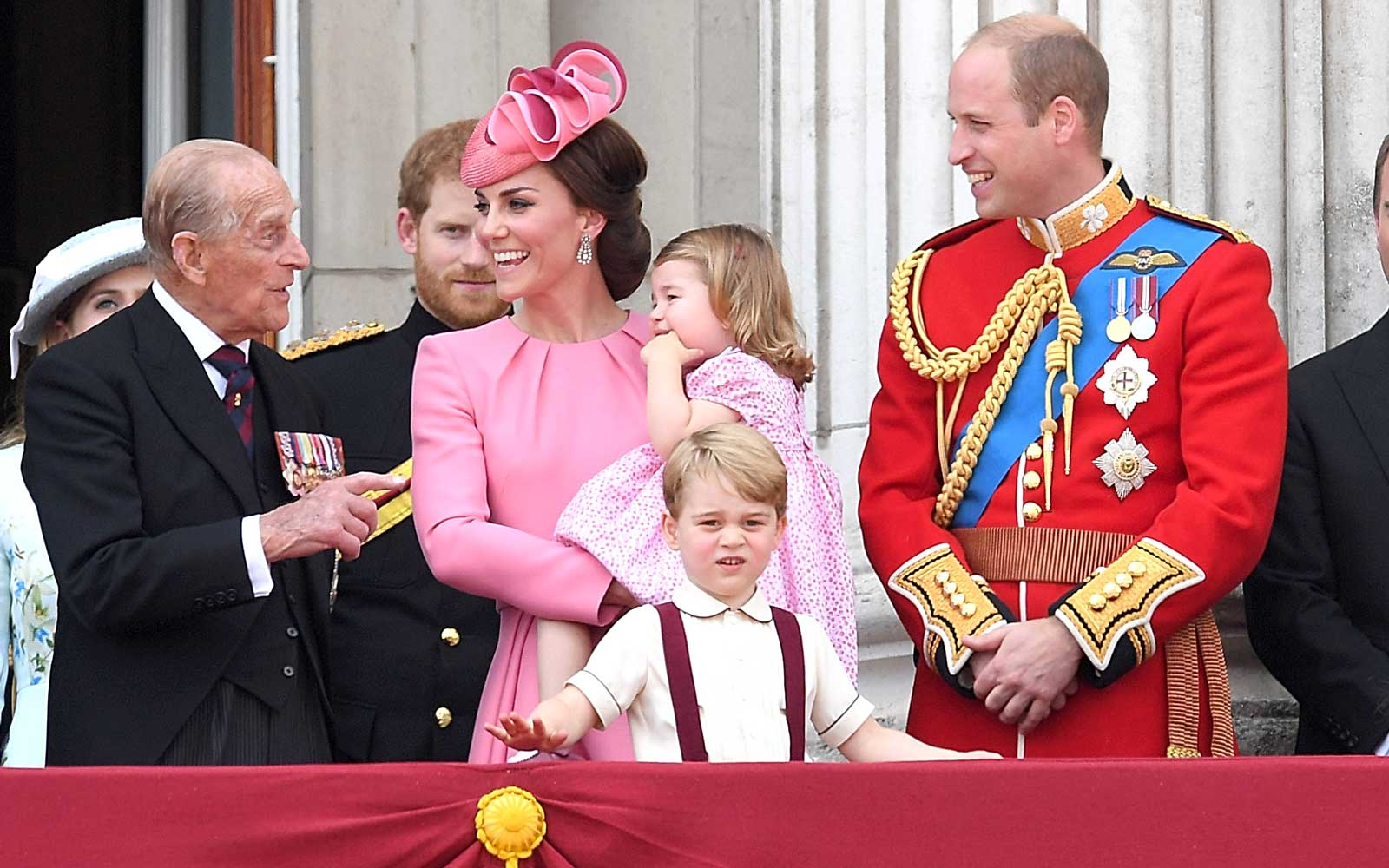 Prince William and Kate Middleton Welcome Third Royal Baby