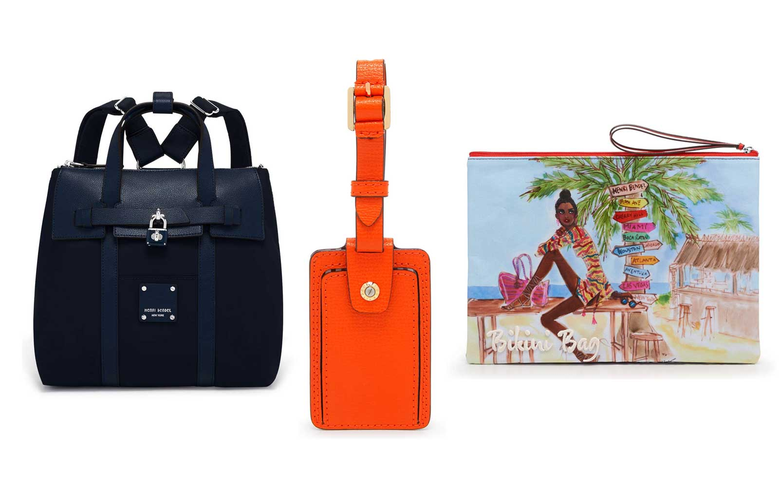 8 Stylish Travel Accessories From Henri Bendel We Can't Get Enough of