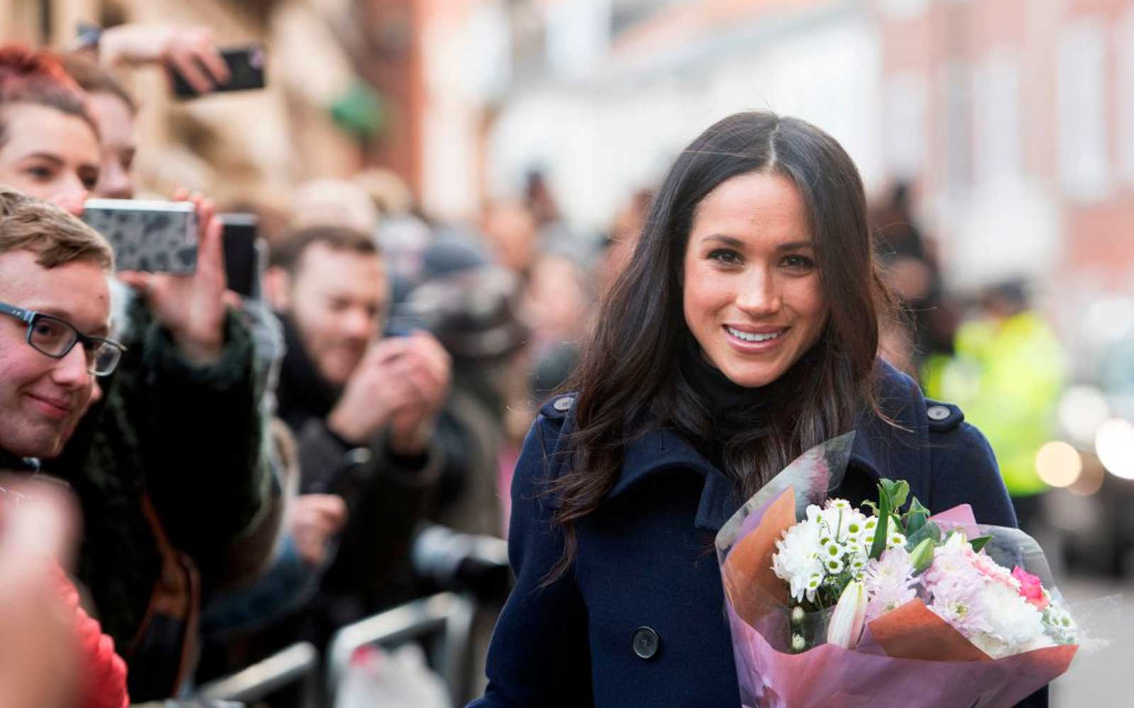 Meghan Markle Just Announced Her Royal Wedding Florist – See Her Stunning Work