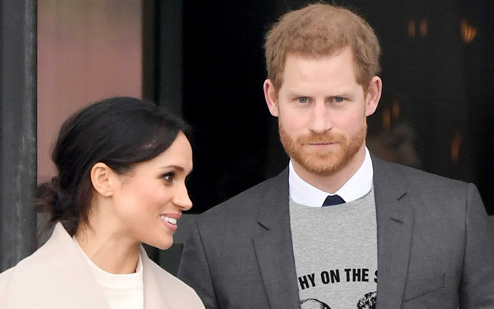 Meghan Markle May Have Instagrammed Prince Harry in an Amazing 'Golden Girls' Sweatshirt