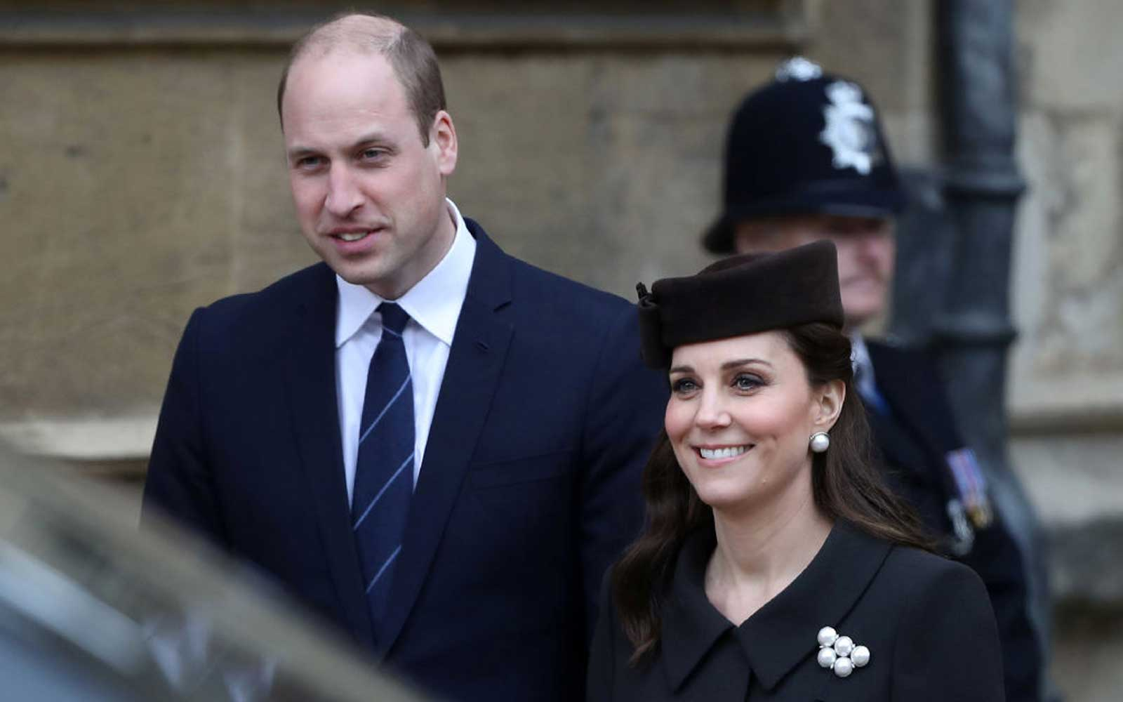 Did Prince William Just Accidentally Reveal Whether He and Kate Are Having a Boy or Girl? (Video)