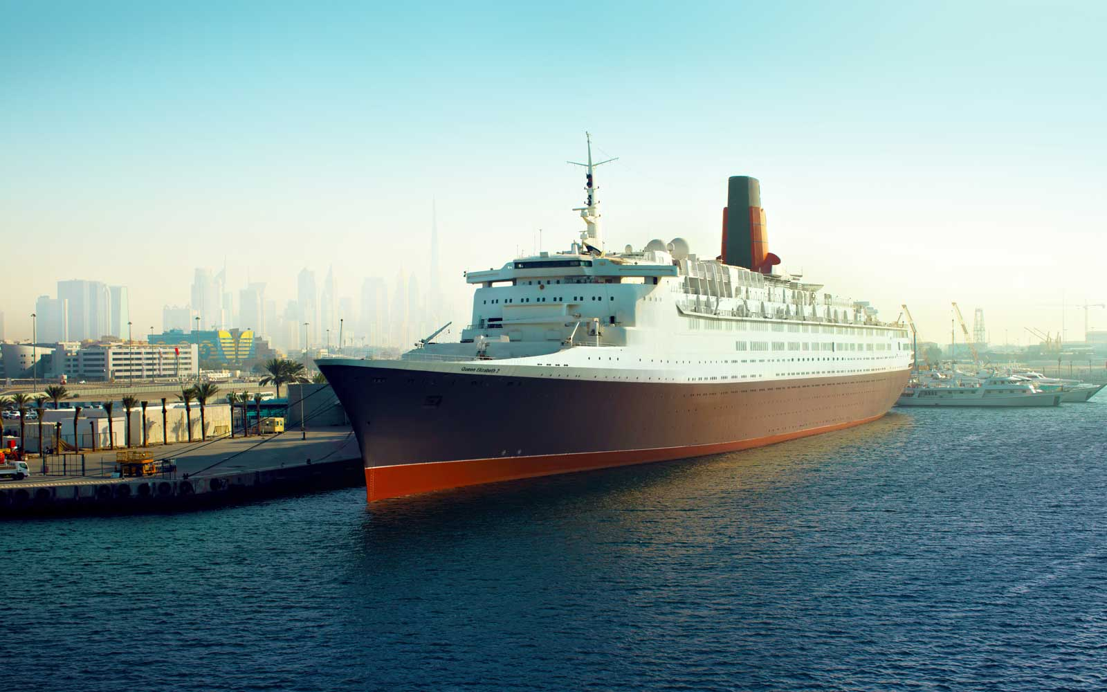 After Years of Delays, the Queen Elizabeth 2 Is Finally Opening as a Floating Hotel