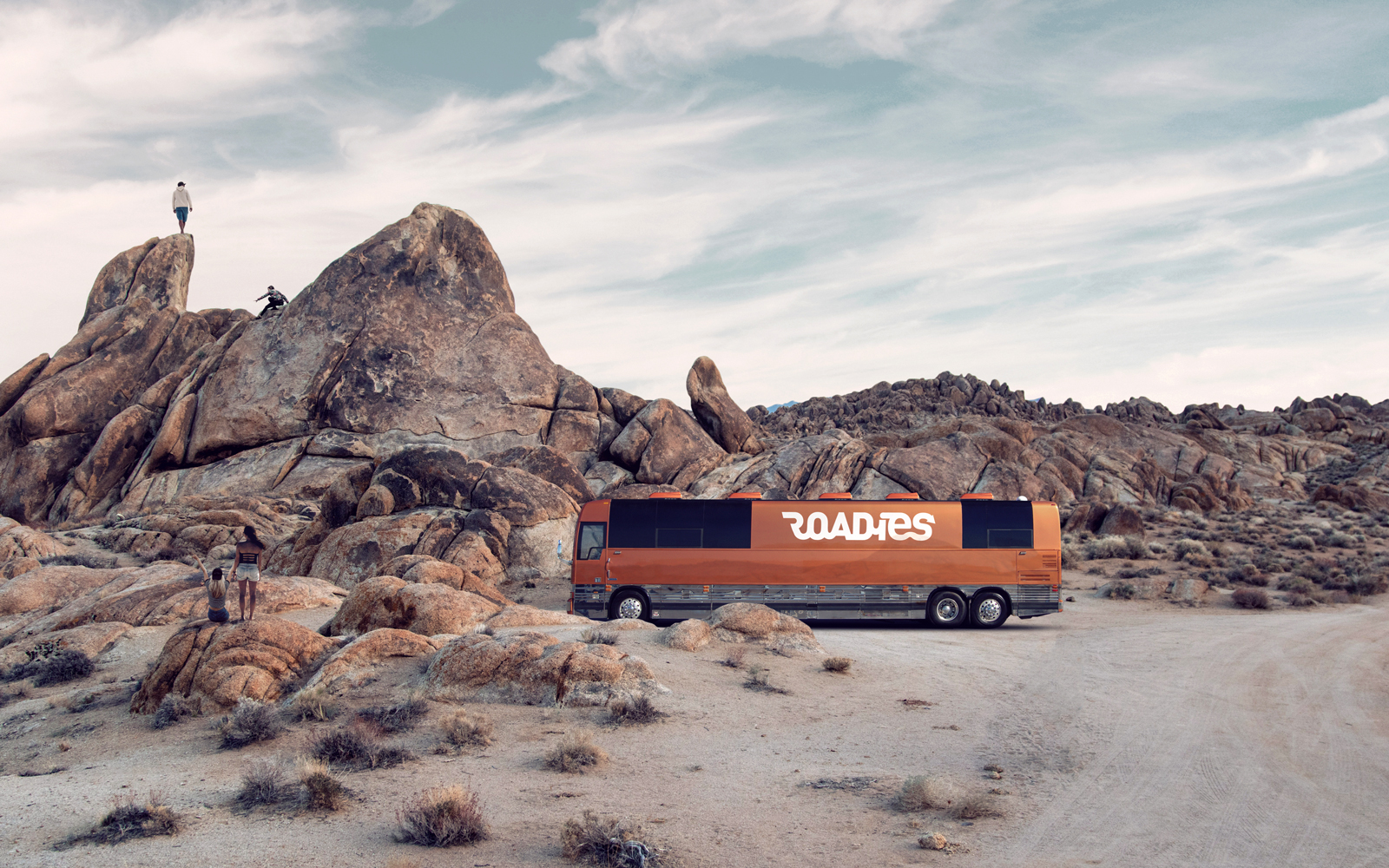 You Can Now Take a Road Trip on a Tour Bus Built for Rock Stars