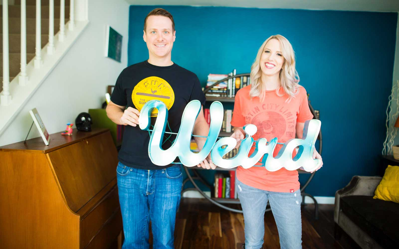Weird Home Tours Guides