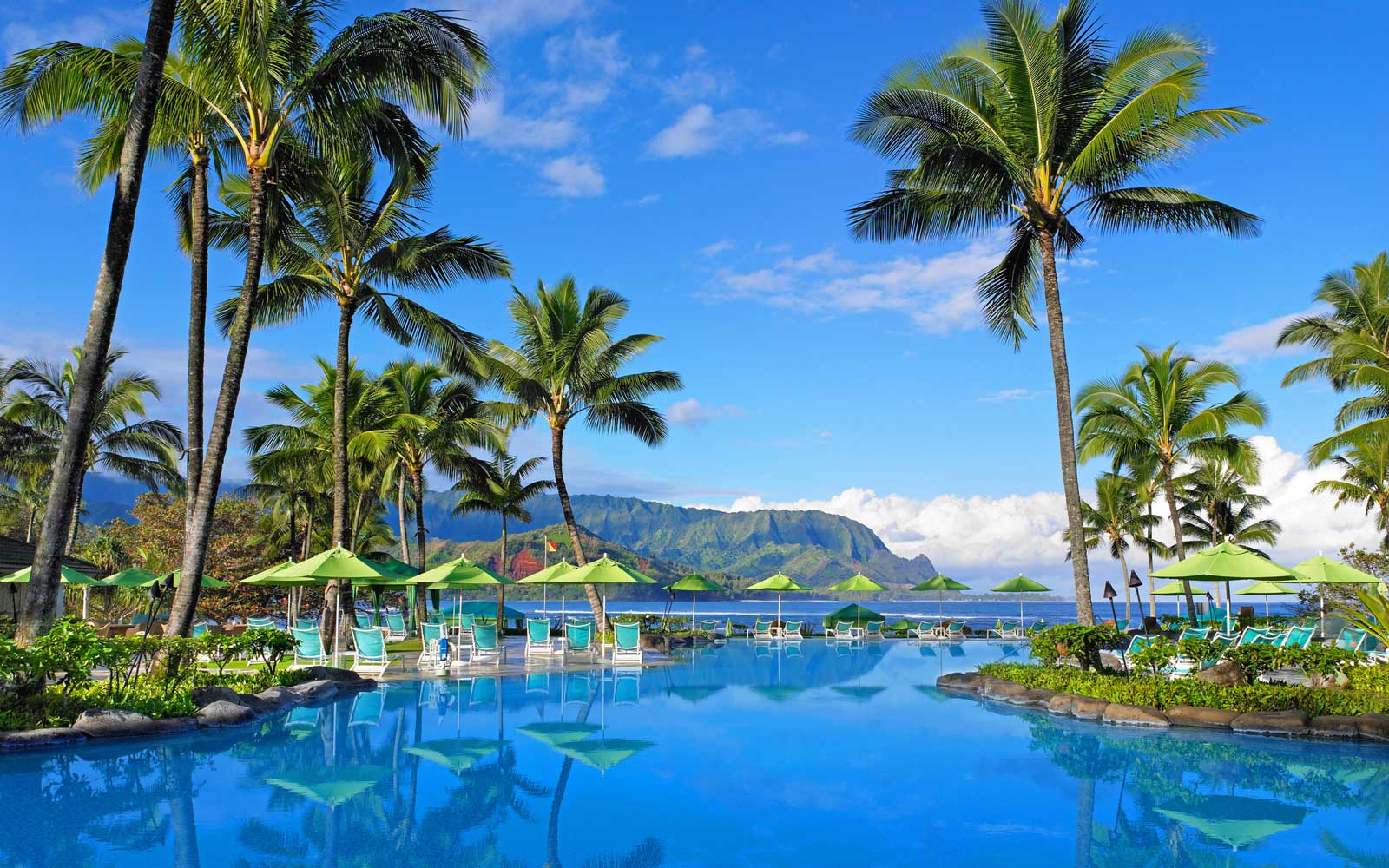 The St. Regis Princeville Resort, Jurassic Park