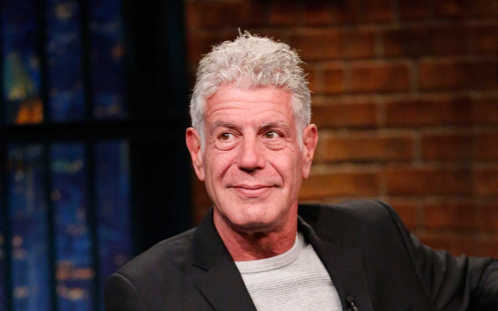 Anthony Bourdain Woke up Early to Hate on the Royal Wedding —See His 'Grumpy' Tweets