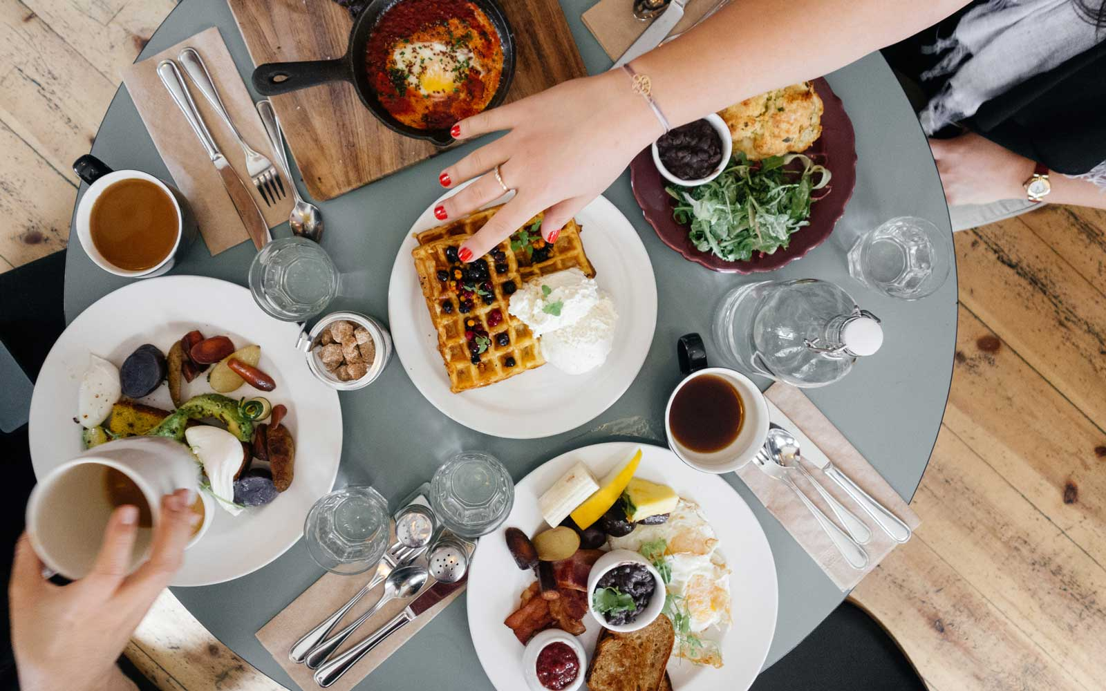 The 100 Top Restaurants for Mother's Day Brunch