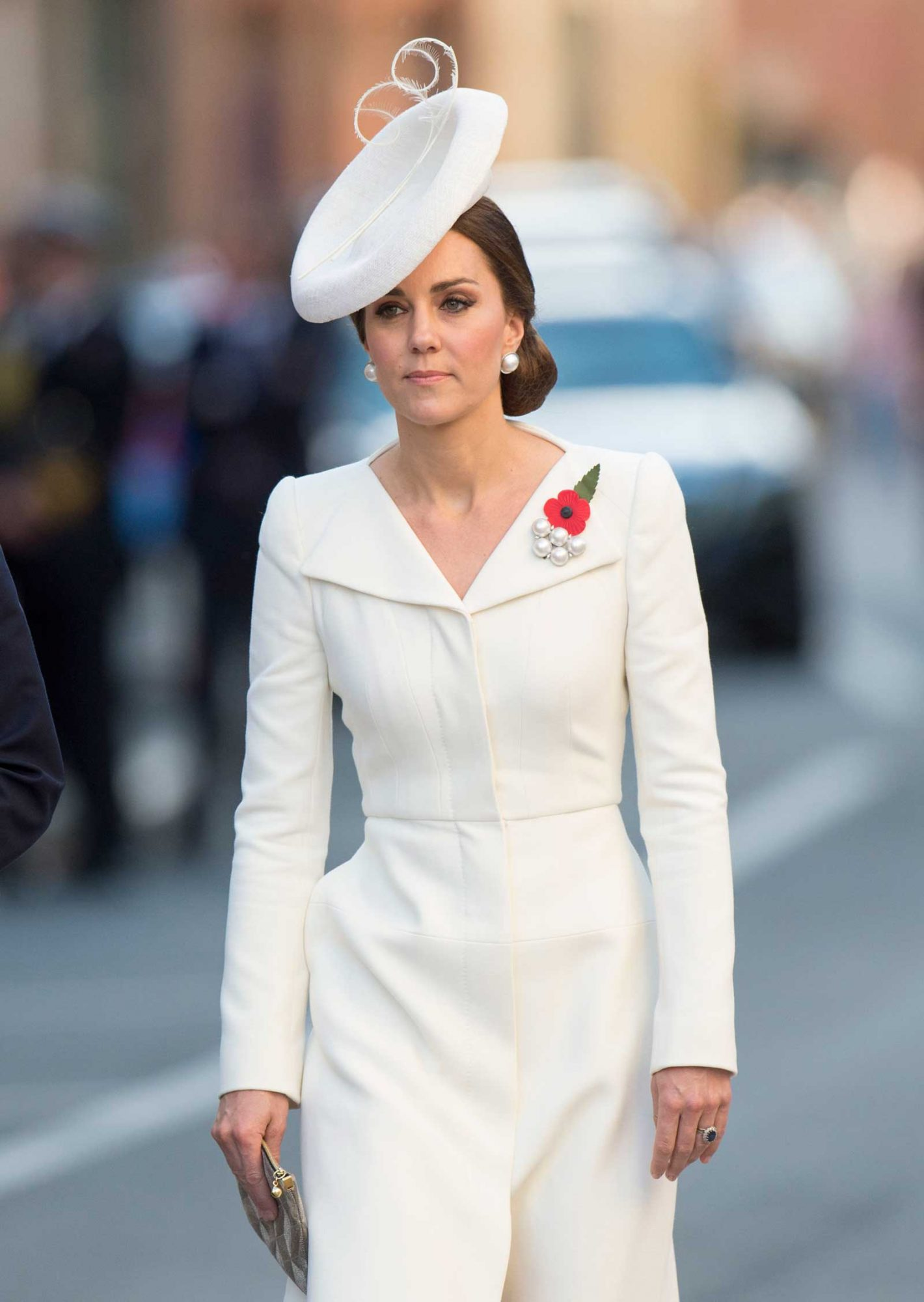 Kate Middleton S Royal Wedding Outfit Is A Recycled Look