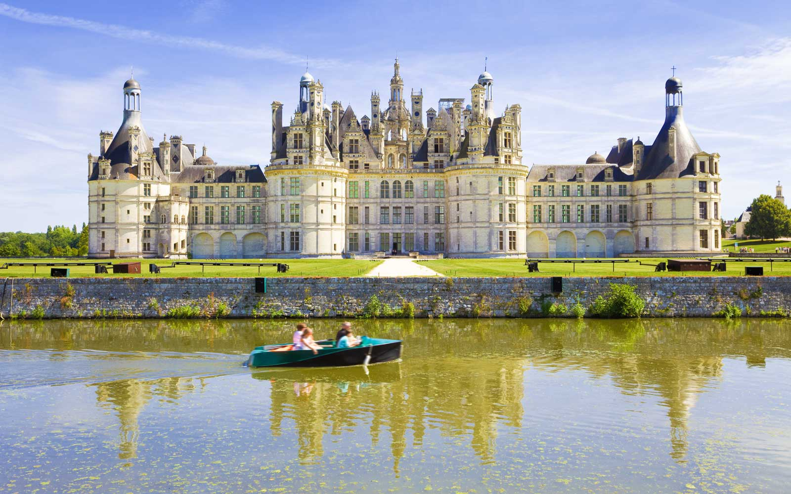Castles and Wine Make the French Countryside the Most Exquisite Place to Road Trip