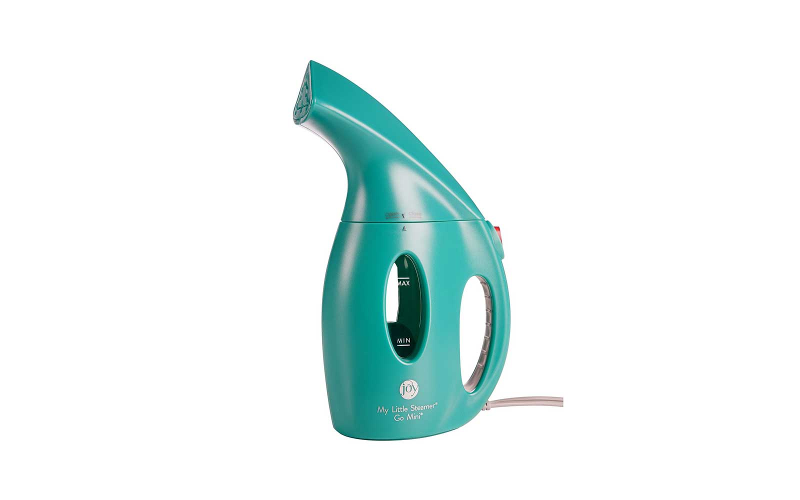 joy mangano best travel steamer