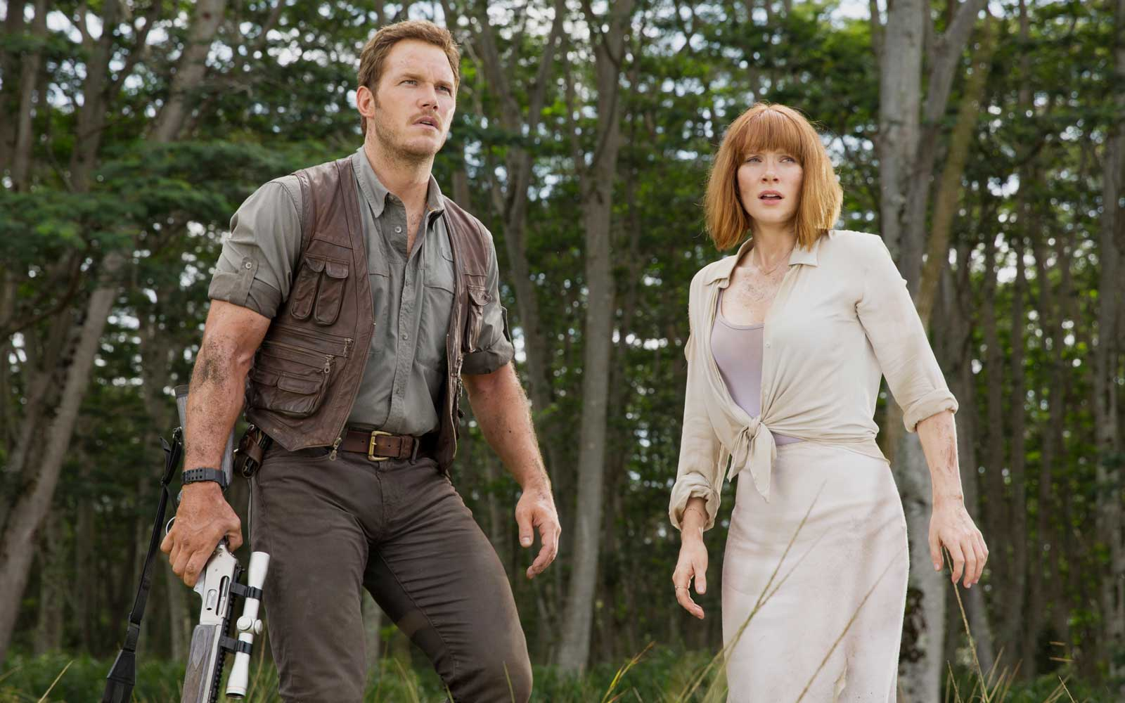 Still from Jurassic World