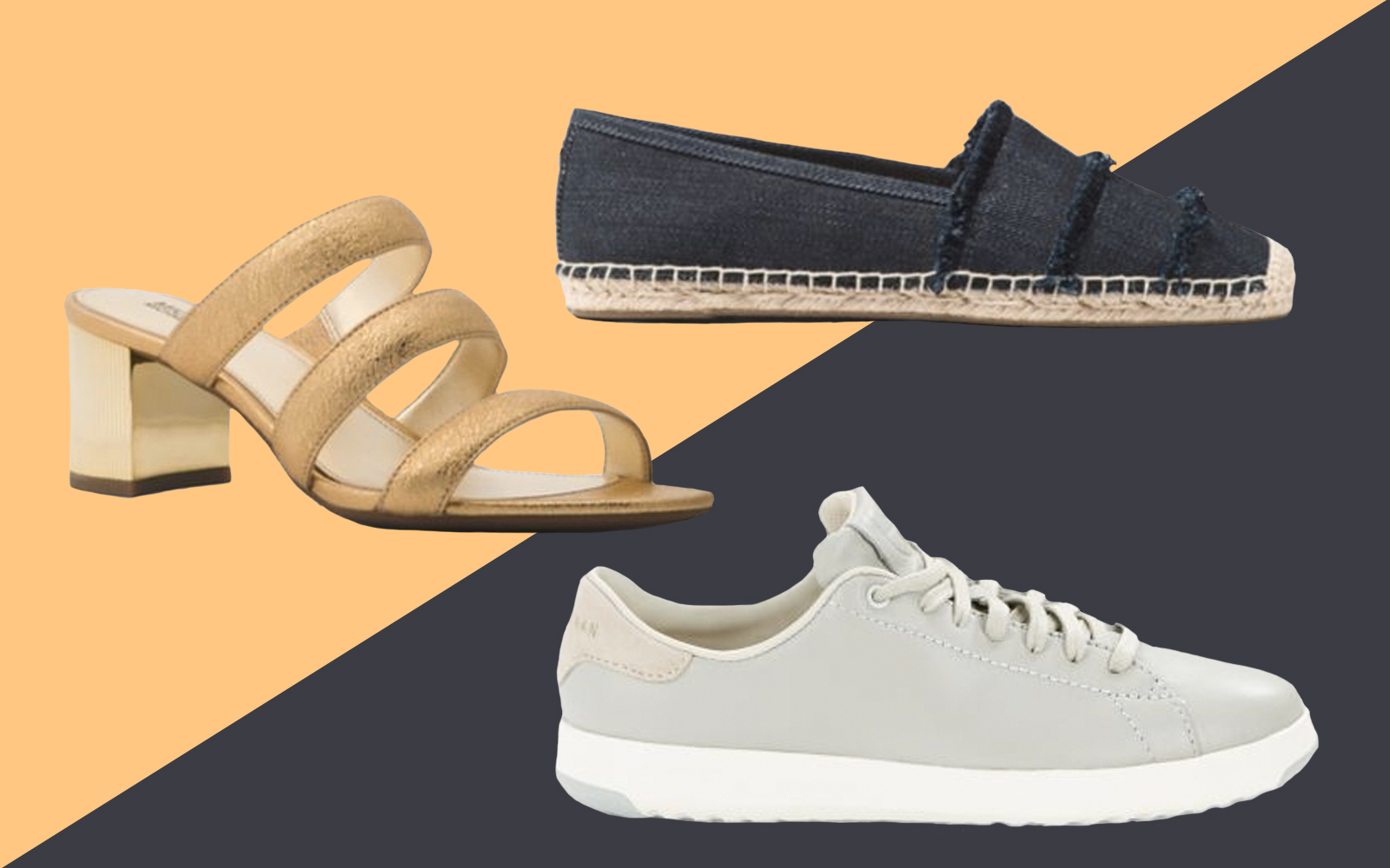 Lord & Taylor's Biggest Sale of the Season Has So Many Vacation-worthy Shoes