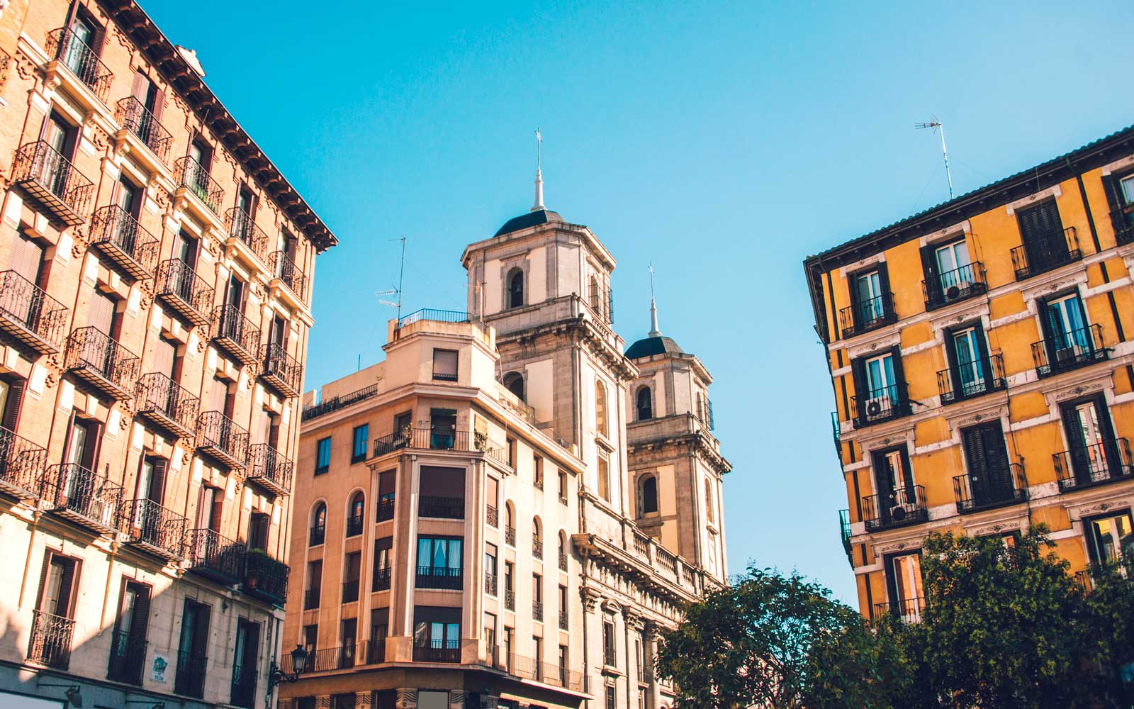 Madrid Is Basically Banning Airbnb From Its Historic Center