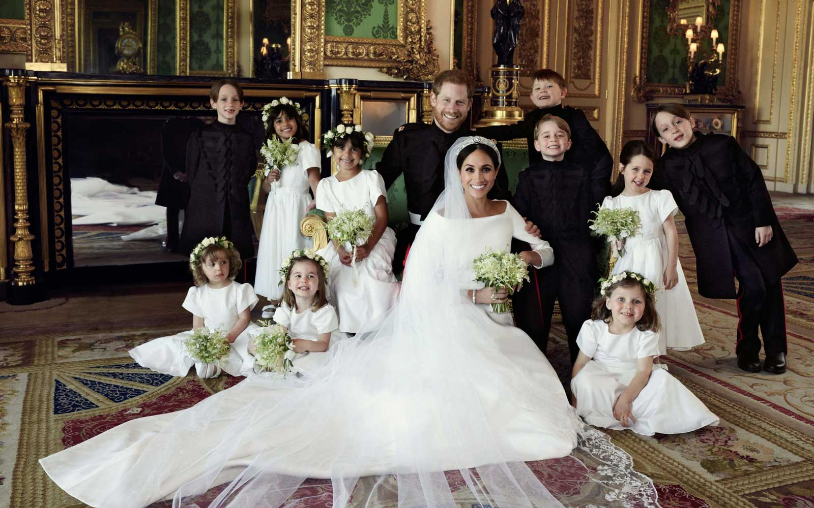 The Royal Wedding Photo 'Mistake' Everyone's Talking About Is Actually Not a Mistake at All