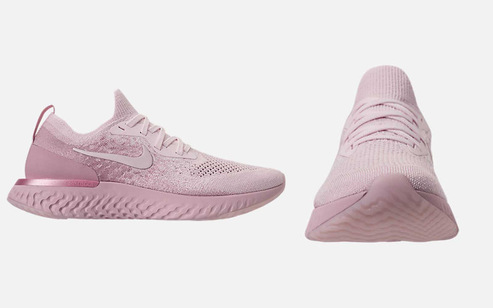 Nike's Most Popular Lightweight Sneakers Now Come in Millennial Pink