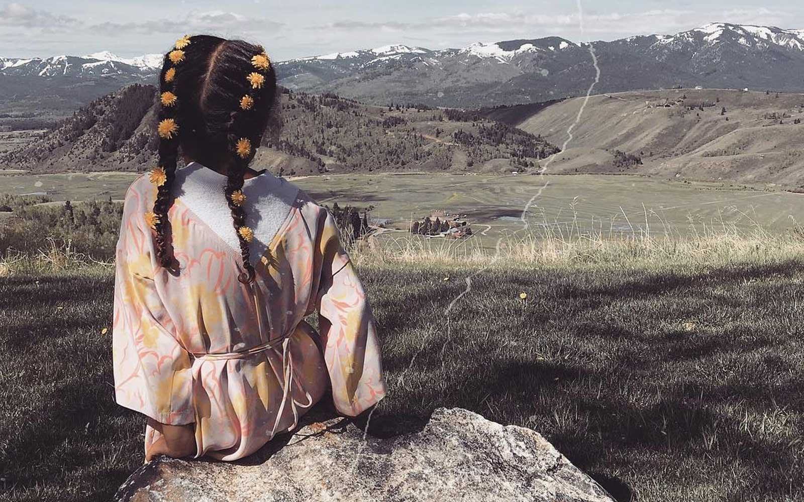 North West in Wyoming