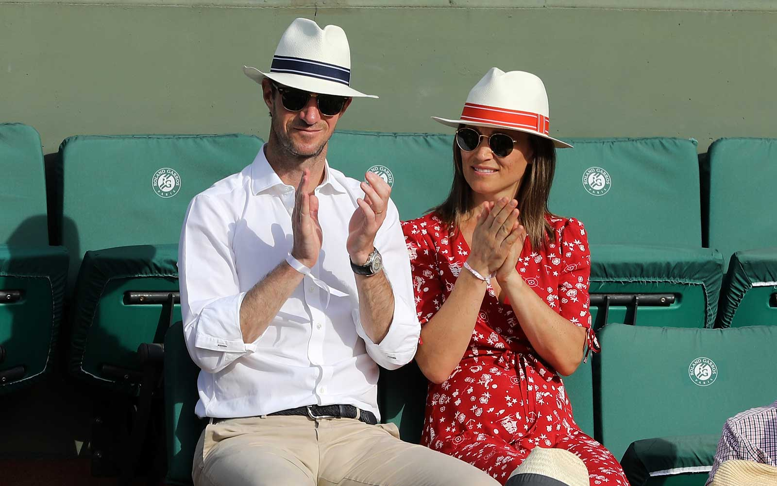 Pippa Middleton at French Open