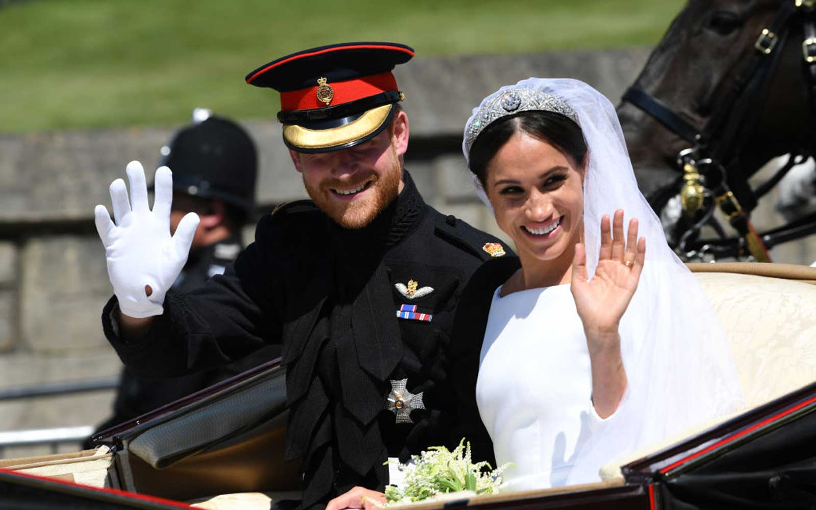 Meghan Markle's Dad Reveals How He Felt Watching the Royal Wedding on TV