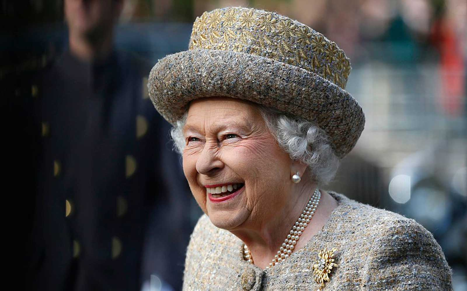 Queen Elizabeth Was Just Spotted in Windsor With the Cutest Travel Companion