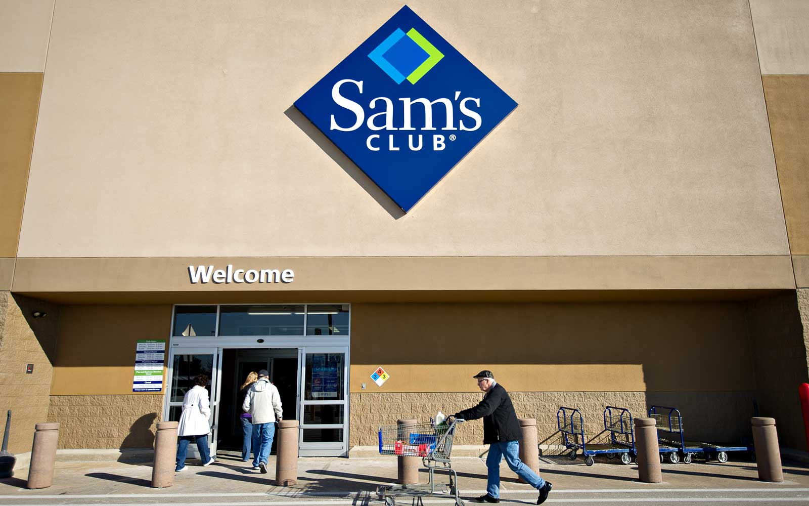 Here's How You Can Shop at Sam's Club If You're Not a Member