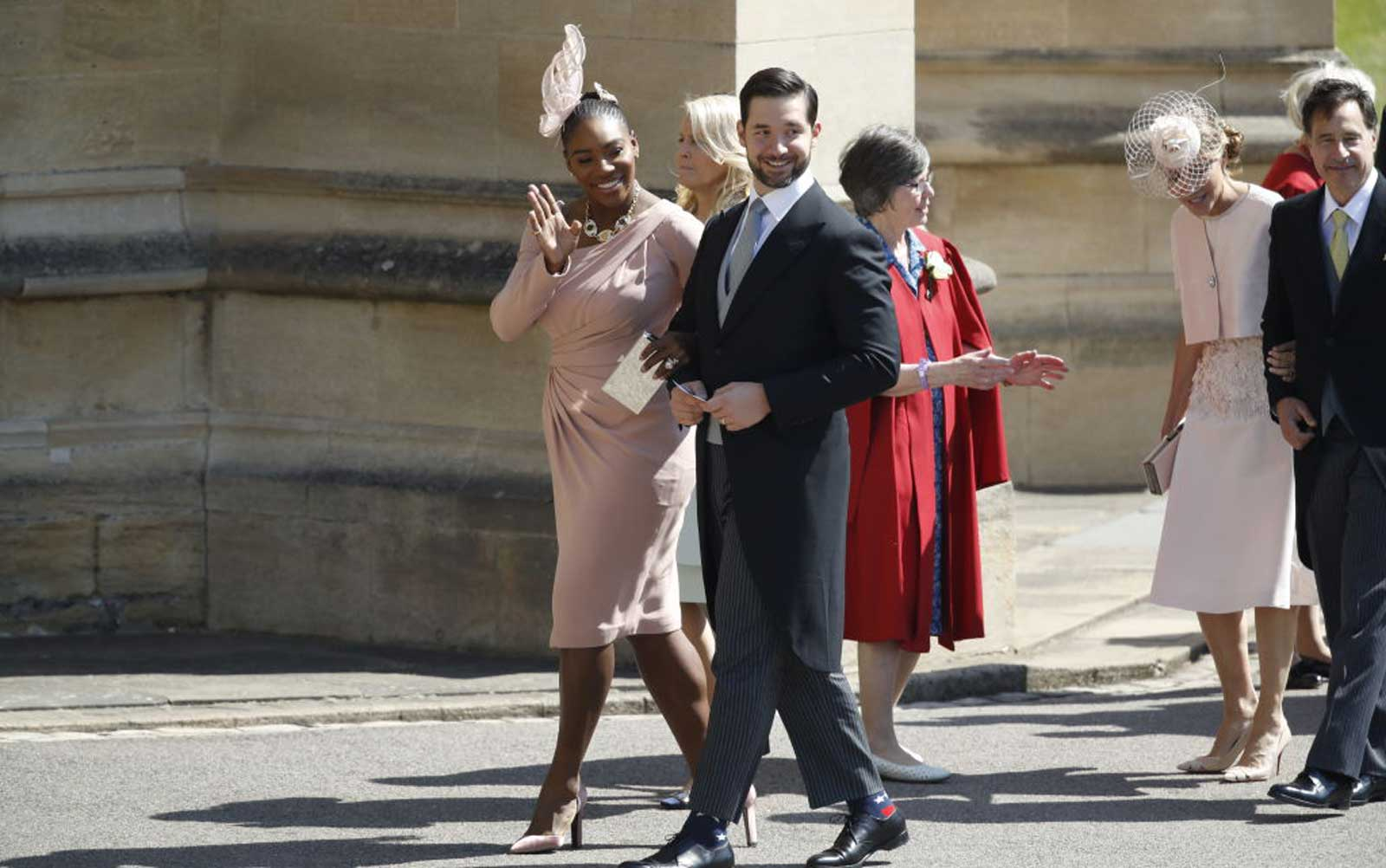 Serena Williams Shared Every Step of Her Royal Wedding Prep and the Videos Are Amazing