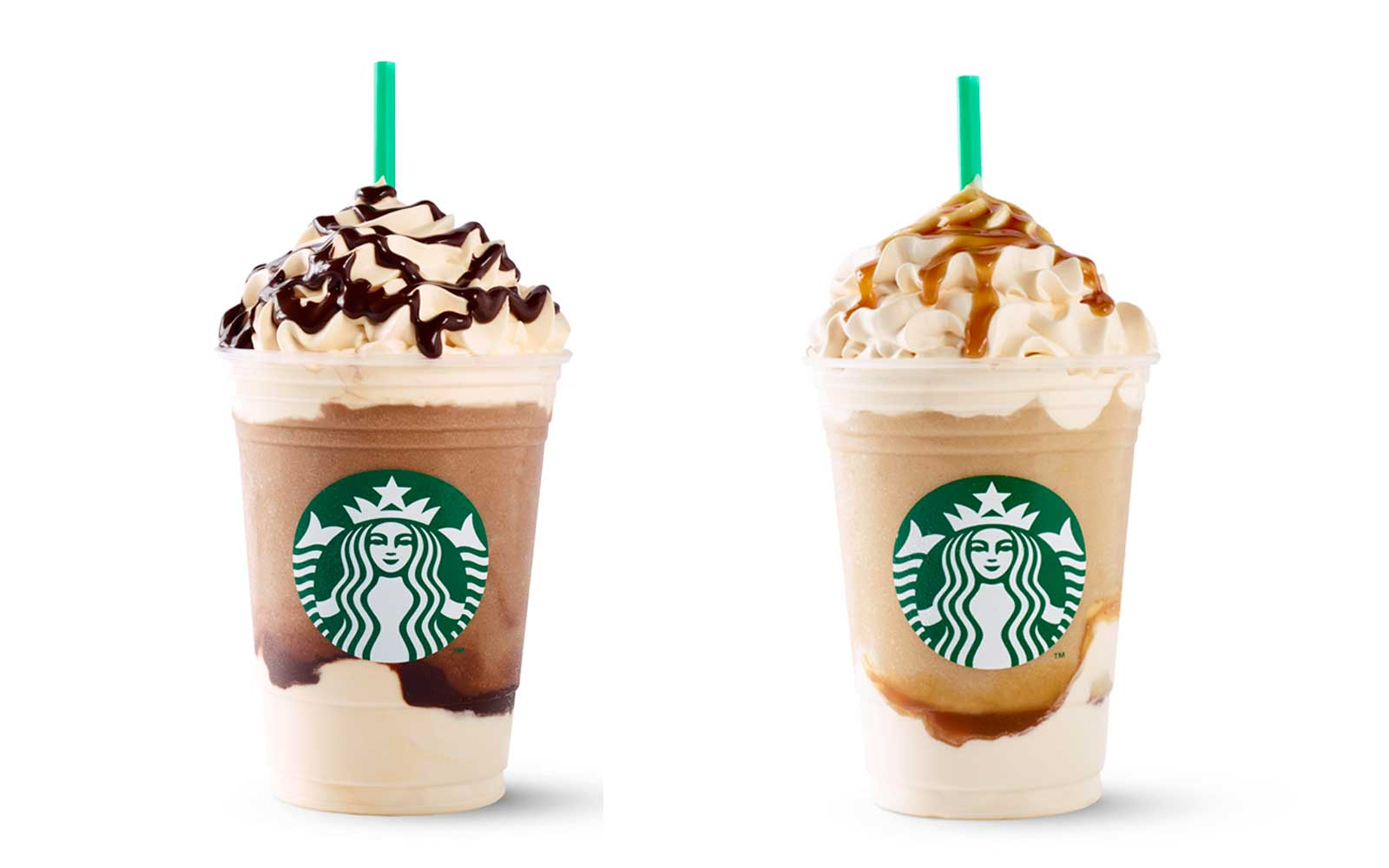 Starbucks' New Frappuccinos Come Topped With Cold Brew Whipped Cream