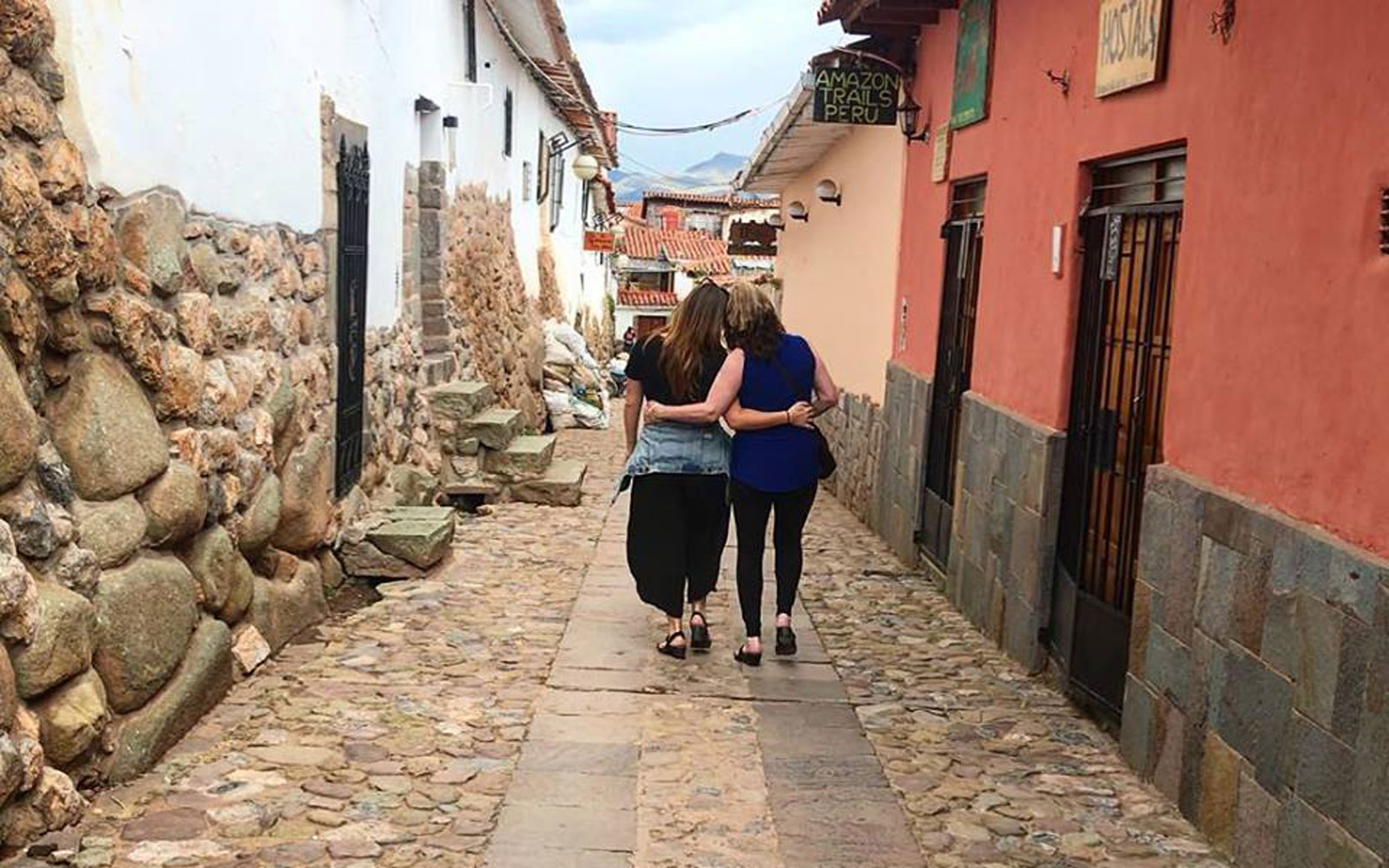 How Traveling With My Mom Made Her My Best Friend