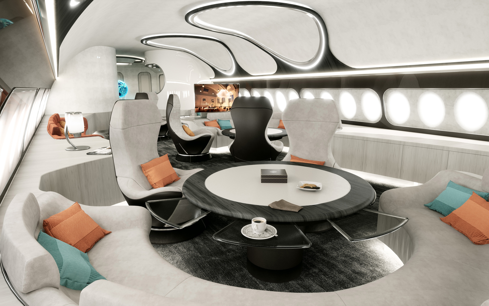 Airbus Harmony Business Jet