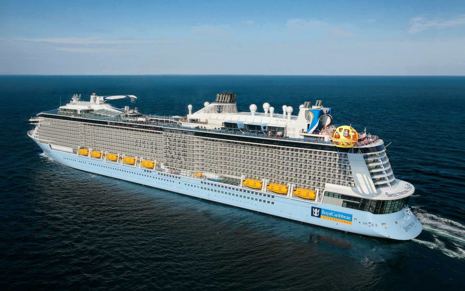 This Cruise Ship Will Have a Shower Suspended Over the Sea | Travel