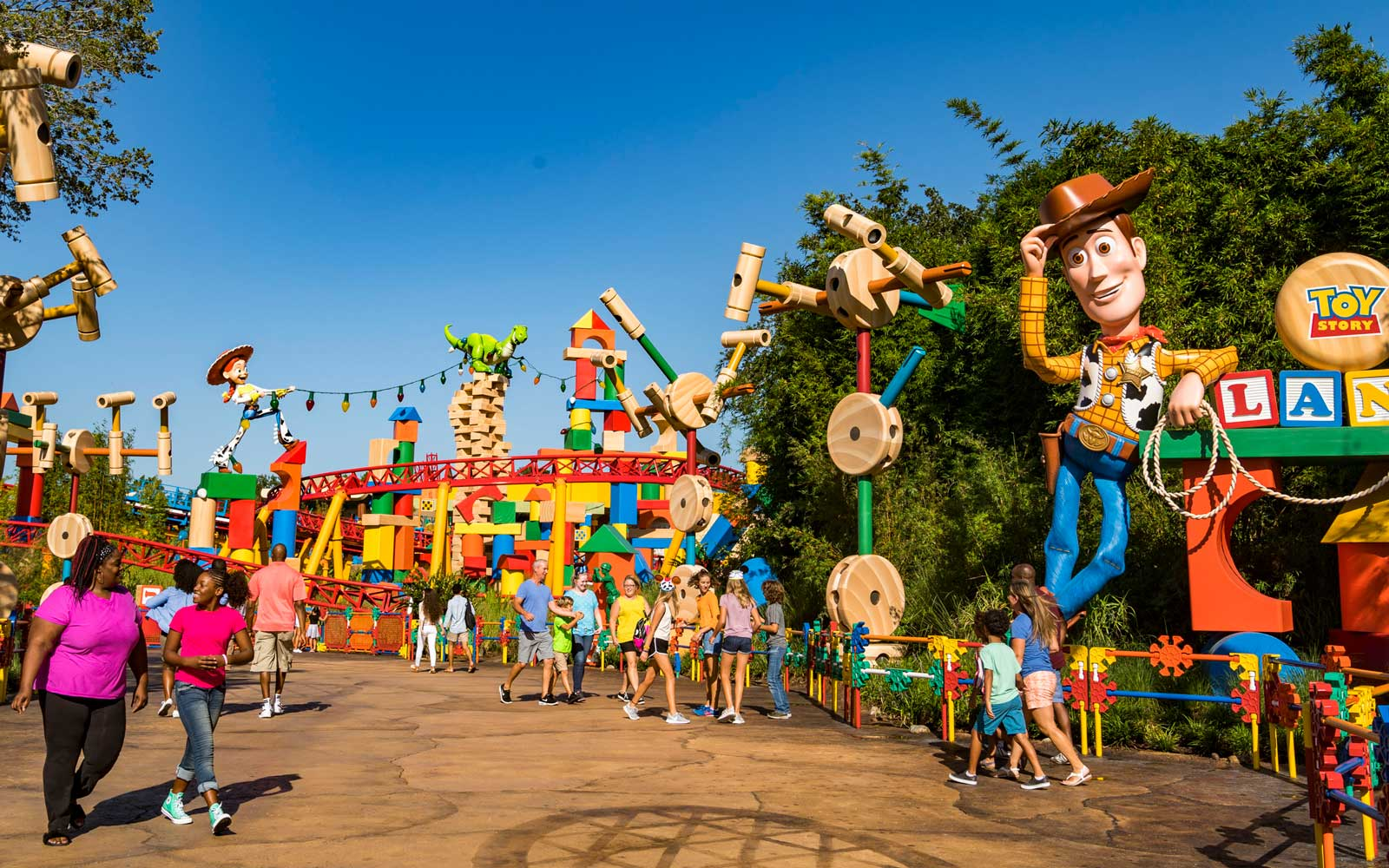 Toy Story Land Is Opening This Weekend — Here's Everything You Need to Know