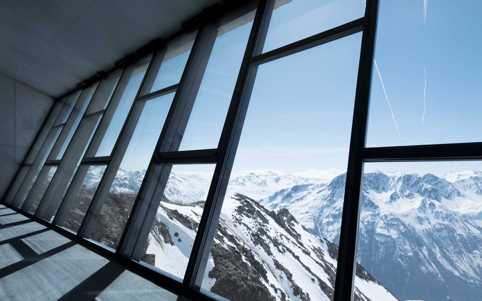 This New James Bond Museum Is Built Into a Mountaintop in the Austrian Alps