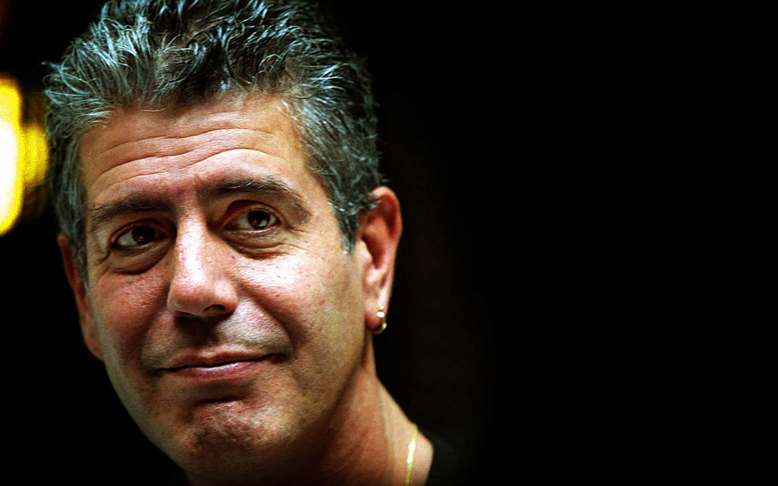 An Anthony Bourdain Biography Is Coming and It'll Be Full of Stories From His Closest Friends