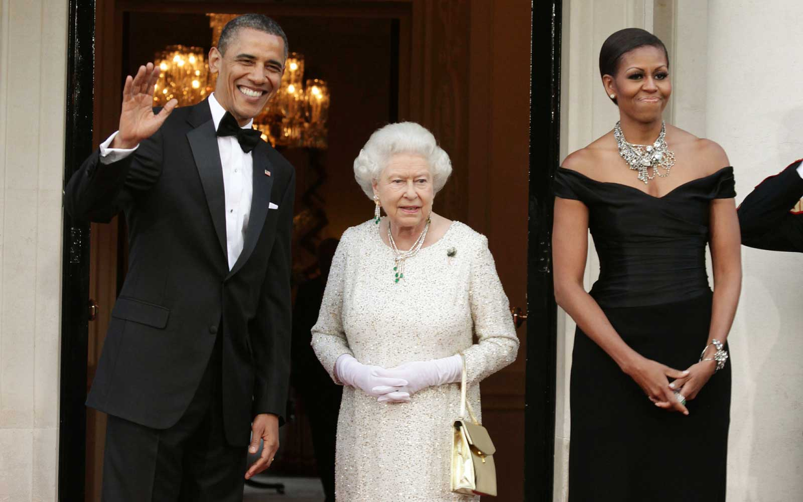 Barack Obama Reveals the Secret He Tried to Keep From Michelle During Their Buckingham Palace Stay