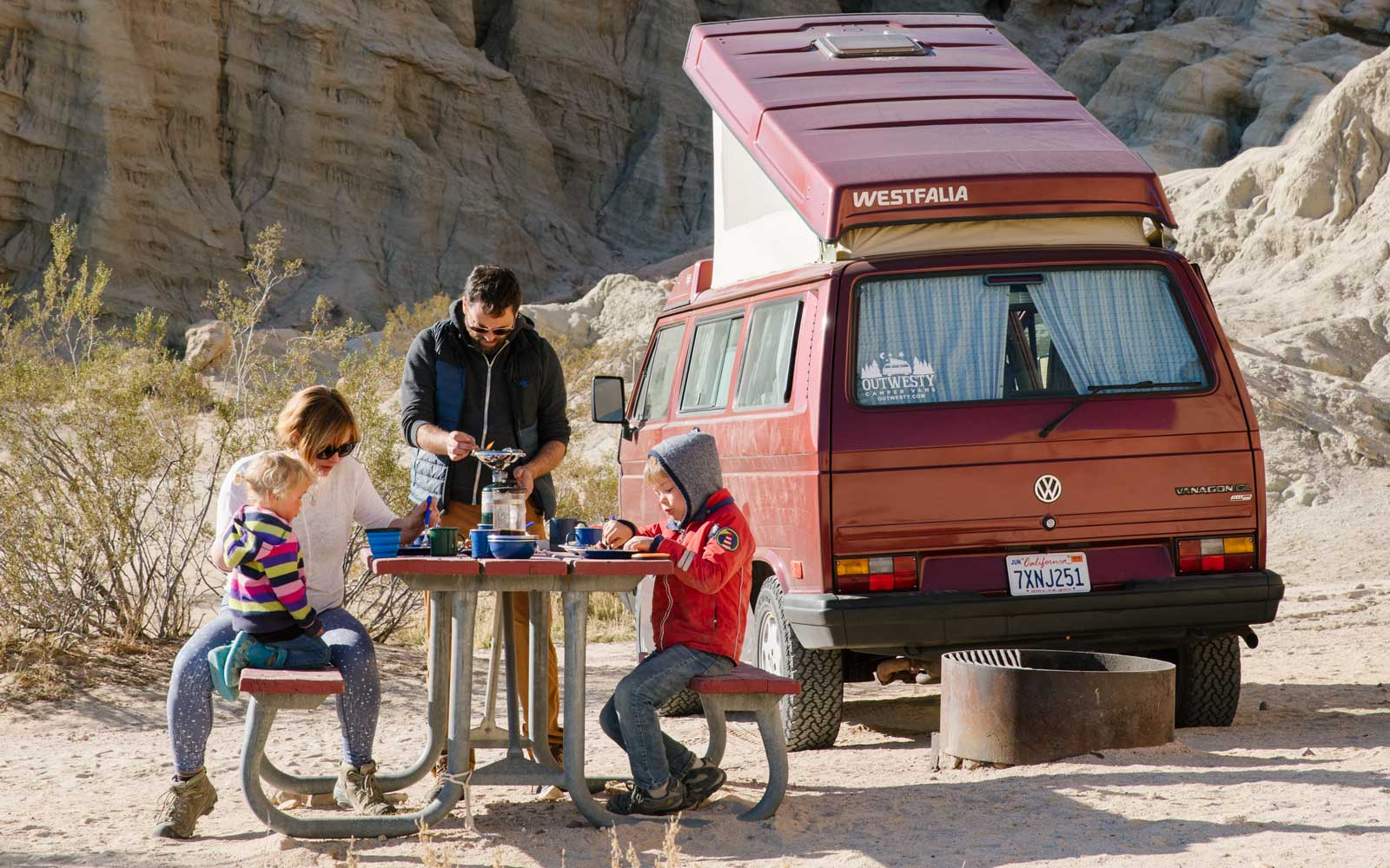 The Ultimate California Family Road Trip