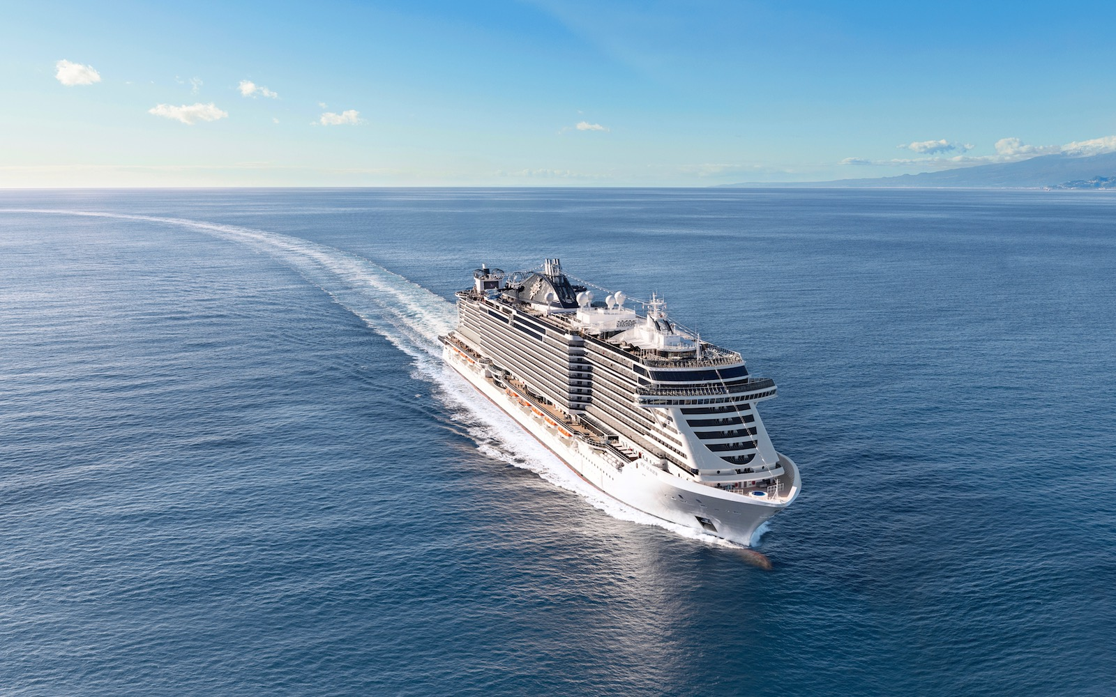 A Look Inside MSC Seaview, the Brand New Luxury Megaship from Italy's Favorite Cruise Line