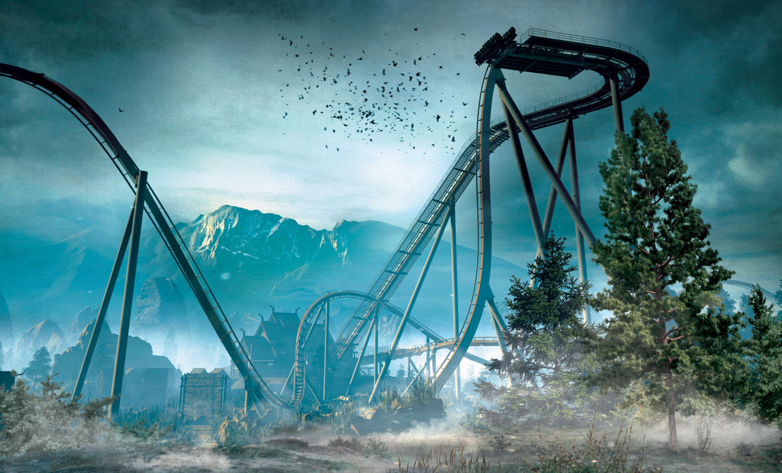 The 19 Most Exciting Theme Park Rides Opening Summer 2018