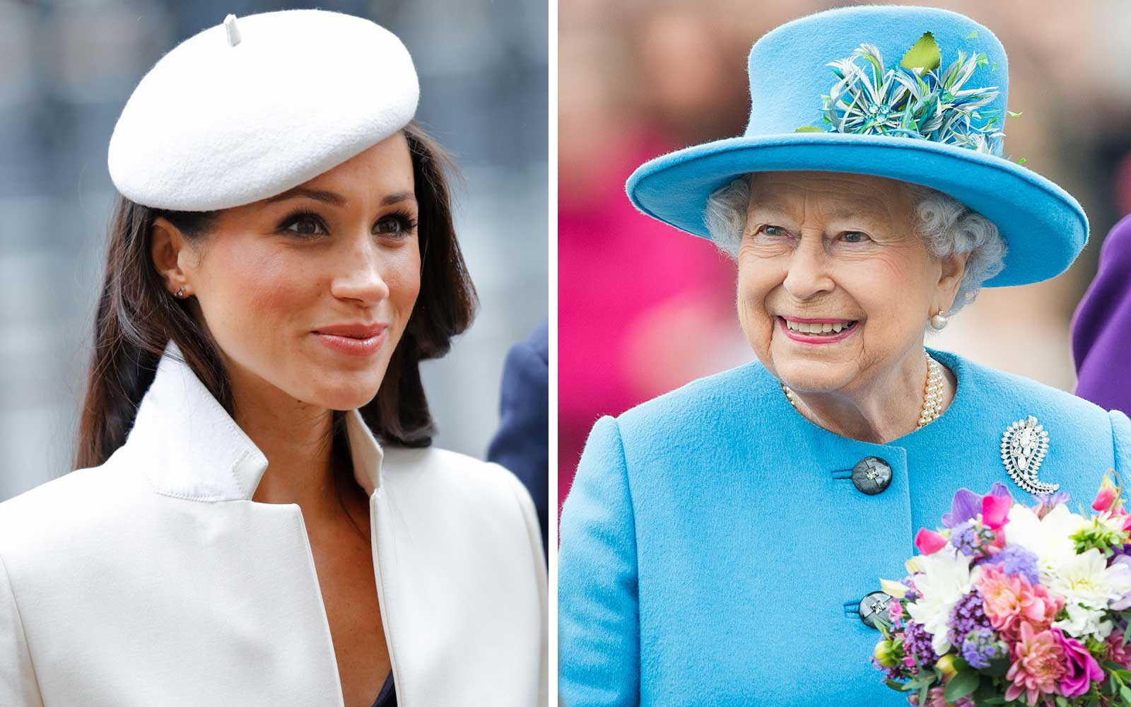 Queen Elizabeth Is Taking Meghan Markle on a Road Trip — Without Prince Harry