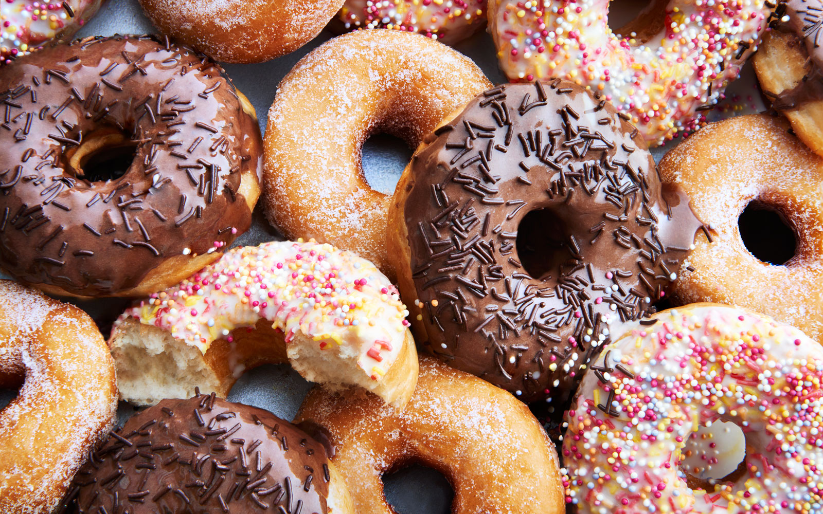 The Reason We Celebrate National Donut Day Can Be Traced Back to World War I