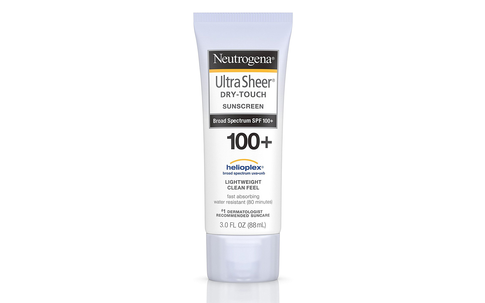 Neutrogena Ultra Sheer SPF 100