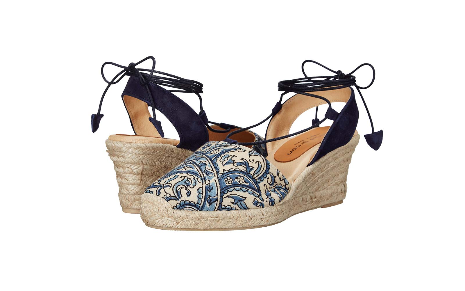 aea3afeee2e The Best Espadrilles for Summer 2018 | Travel + Leisure