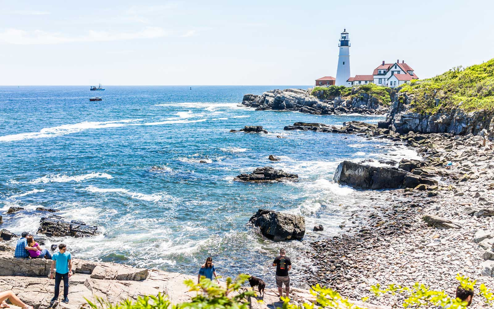 T+L Summer Shortlist: How to Pack for a New England Summer in Portland