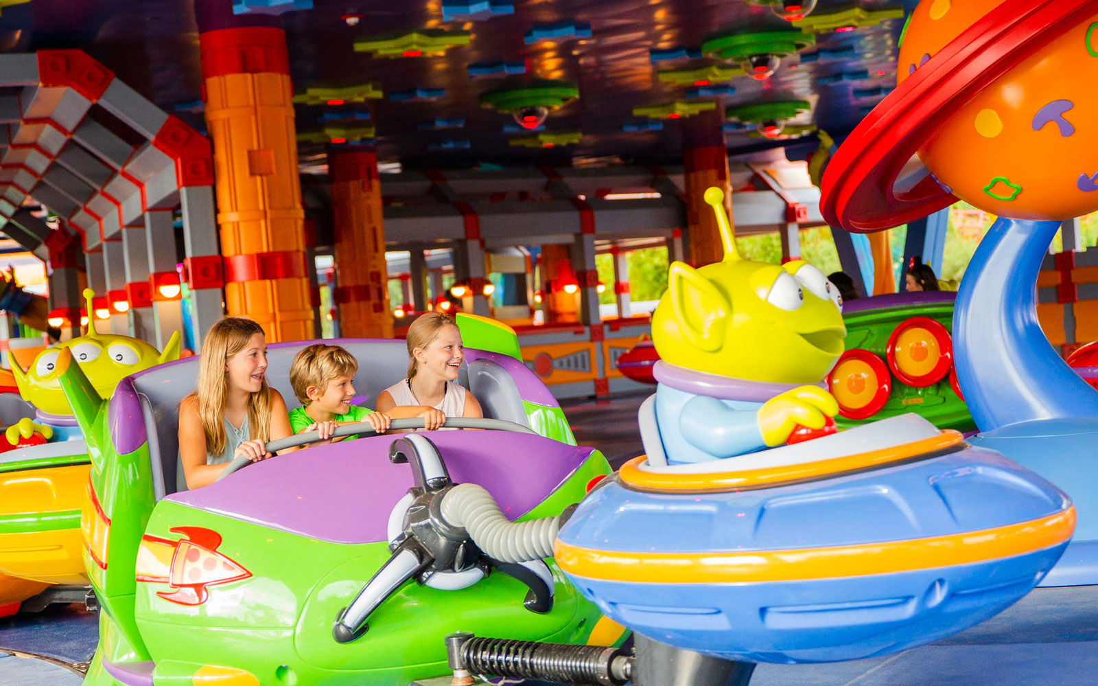 Toy Story Land is opening at Disney's Hollywood Studios on June 30.