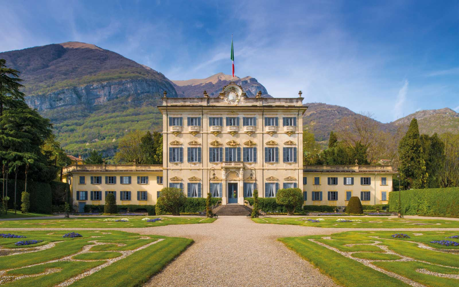 You Can Stay in This Royal Villa on Lake Como — but Don't Try to Sleep in Napoleon's Bed