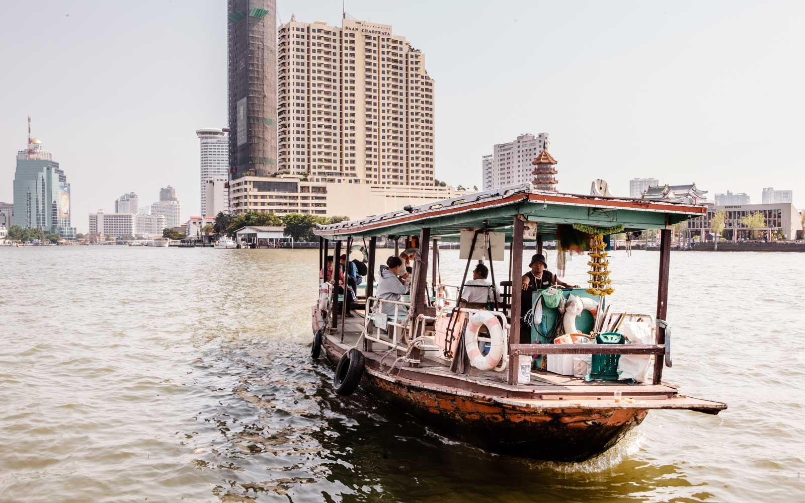 The Hottest Hotels, Bars, Boutiques and Restaurants in Bangkok's Bangrak Neighborhood