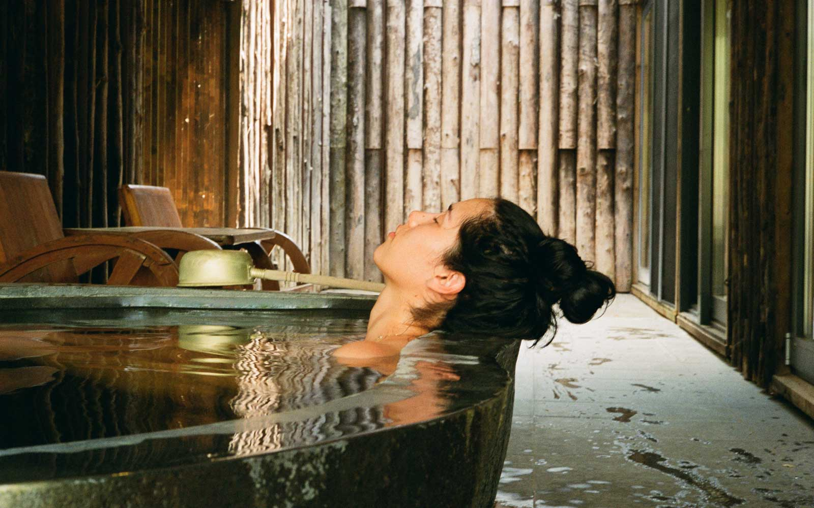 I Stripped Down for a Bath in Japan's Sulfuric Hot Springs — Here's Why You Should Too