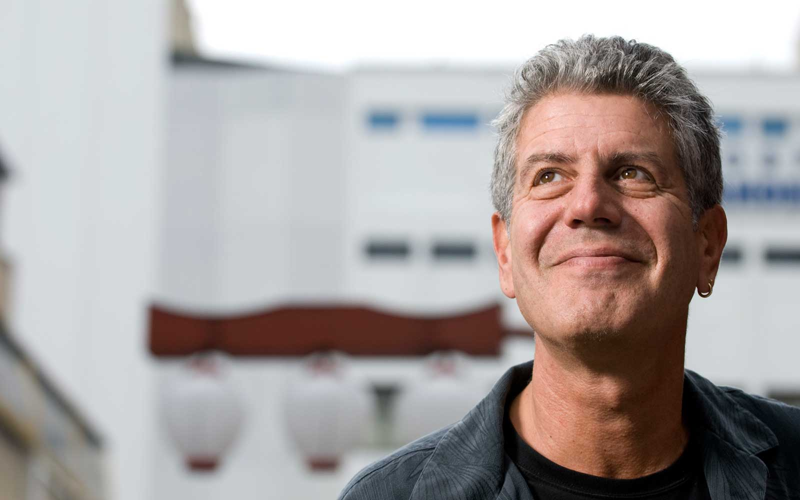 How Anthony Bourdain Left His Frequent Flier Miles in His Will