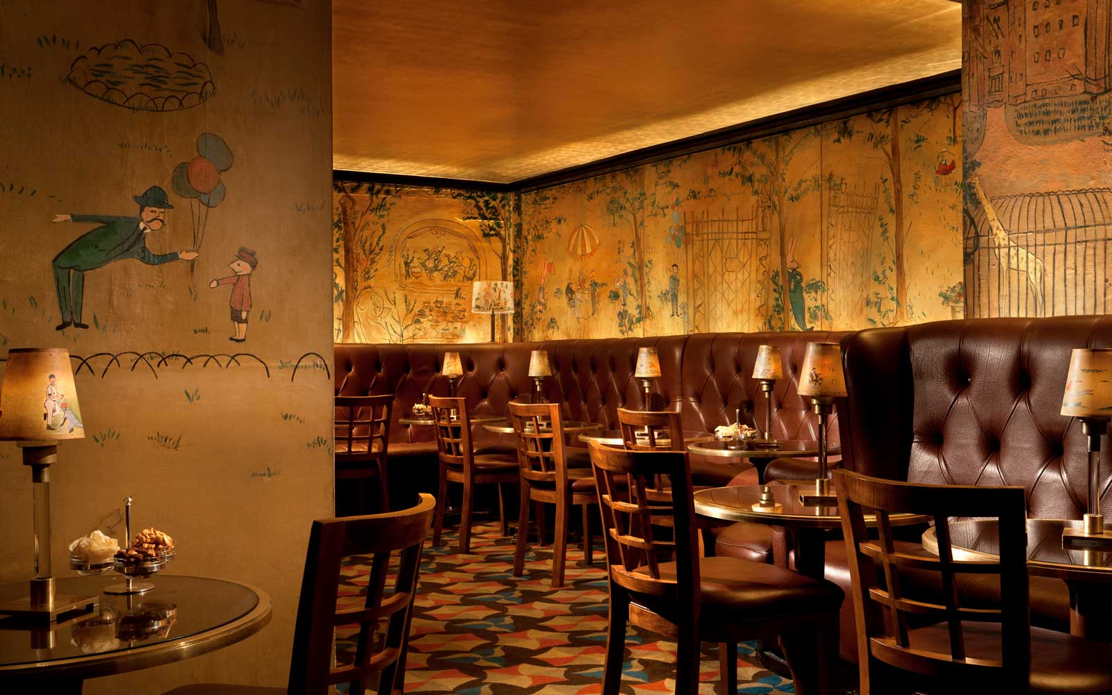 Bemelmans Bar, New York
